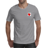 Heart Notes Mens T-Shirt