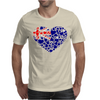 heart_australia Mens T-Shirt