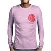 Heartbreak Crop Top with Free Mens Long Sleeve T-Shirt