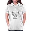 HeartKitty Mummy-Cat Womens Polo