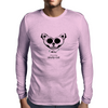 HeartKitty Skully-Cat Mens Long Sleeve T-Shirt