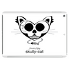 HeartKitty Skully-Cat Tablet (horizontal)