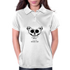 HeartKitty Skully-Cat Womens Polo