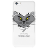 HeartKitty Were-Cat Phone Case