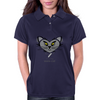 HeartKitty Were-Cat Womens Polo