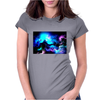 Heaven Womens Fitted T-Shirt