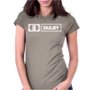 Heavy Metal In Dubly Womens Fitted T-Shirt