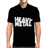 Heavy Metal Mens Polo