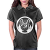 Heavy Metal Throwing Horns Womens Polo