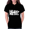 Heavy Metal Womens Polo