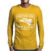 Hecho en Mexico Mens Long Sleeve T-Shirt