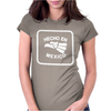 Hecho En Mexico Womens Fitted T-Shirt