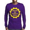 Hecho En Puerto Rico Mens Long Sleeve T-Shirt
