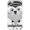 Hedgehog Bearded Phone Case