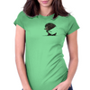 Hedgehog Womens Fitted T-Shirt