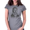Hegel Womens Fitted T-Shirt