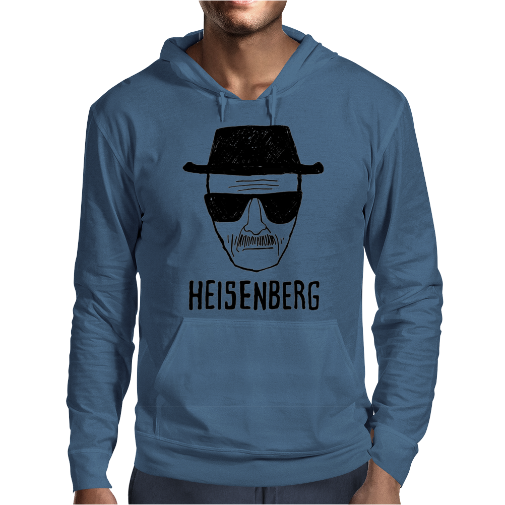 Heisenberg - Breaking bad Mens Hoodie
