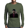 Heisenberg Breaking Bad Mens Long Sleeve T-Shirt
