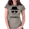 Heisenberg - Breaking bad Womens Fitted T-Shirt