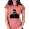 Heisenberg Breaking Bad Womens Fitted T-Shirt