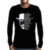 Heisenberg I Am Not In Danger I Am The Danger Mens Long Sleeve T-Shirt