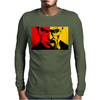 Heisenberg Vs Dexter Mens Long Sleeve T-Shirt