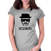 HEISENBERG Womens Fitted T-Shirt