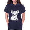 Hell Cat Womens Polo