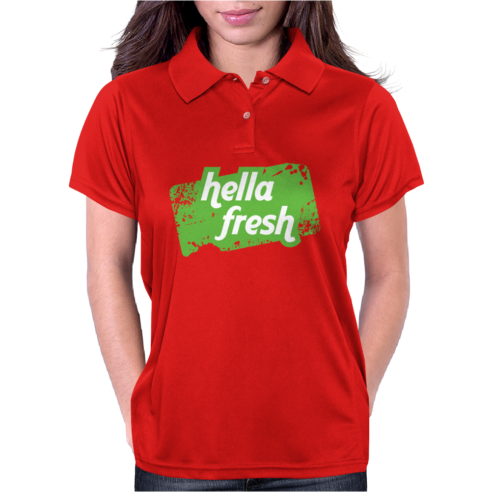 Hella Fresh Womens Polo
