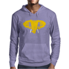 Hellaphant Oakland Athletics Mens Hoodie