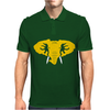 Hellaphant Oakland Athletics Mens Polo