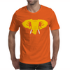 Hellaphant Oakland Athletics. Mens T-Shirt