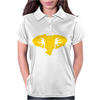 Hellaphant Oakland Athletics. Womens Polo