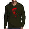 HELLBOY COMIC SUPERHERO COOL Mens Hoodie