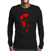 Hellboy Comic Superhero Mens Long Sleeve T-Shirt