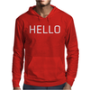 Hello Adele Pop Music Mens Hoodie