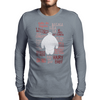 Hello, I'm Baymax Mens Long Sleeve T-Shirt