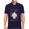 Hello, I'm Baymax Mens Polo