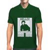 HELLO IS IT ME YOU'RE LOOKING FOR Mens Polo