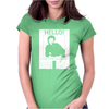 HELLO IS IT ME YOU'RE LOOKING FOR Womens Fitted T-Shirt