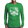 Hello Kitty Mens Long Sleeve T-Shirt