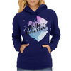 Hello tomorrow Womens Hoodie