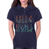 Hello World! Womens Polo