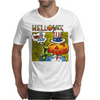 Helloween I Want Out Mens T-Shirt