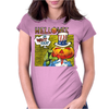 Helloween I Want Out Womens Fitted T-Shirt