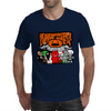 HELLOWEEN MONSTER CREW Mens T-Shirt
