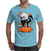 HELLOWEEN SURPRISE PUMPKINS RAIN Mens T-Shirt