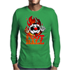 Hell's Football Mens Long Sleeve T-Shirt