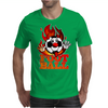 Hell's Football Mens T-Shirt