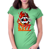 Hell's Football Womens Fitted T-Shirt